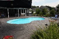 Venetian Fiberglass Pool in White Plains, NY